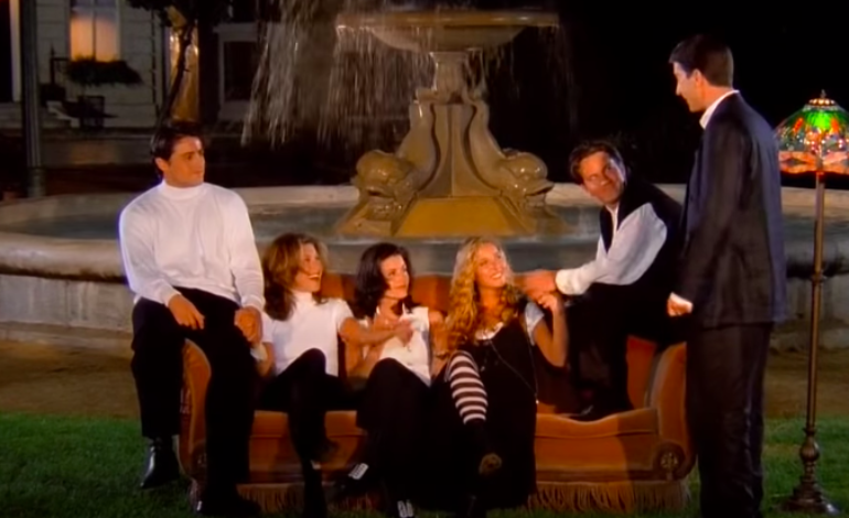 'Friends' Reunion Special Postponed Amid Coronavirus Crisis