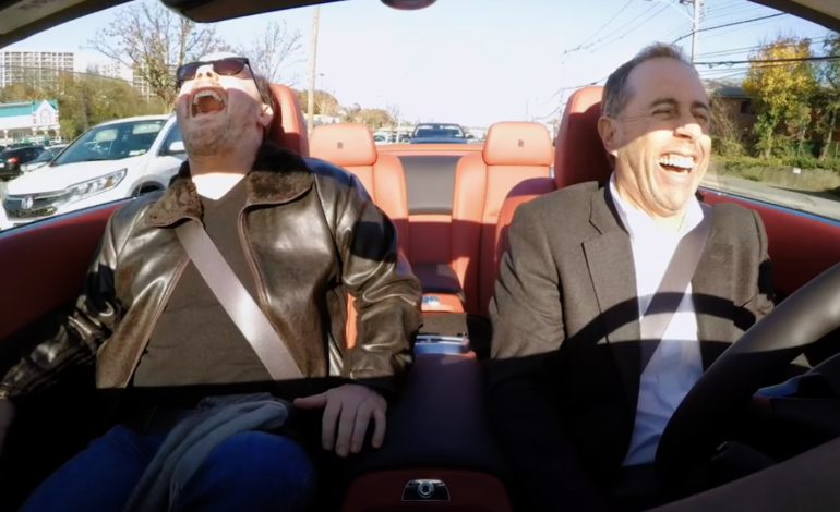 'Comedians in Cars Getting Coffee' on its Last Legs, According to Jerry Seinfeld