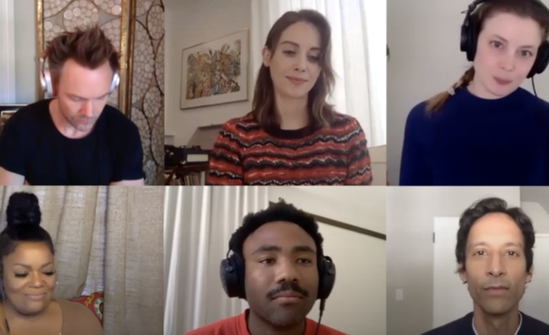 Donald Glover Reunites Virtually with 'Community' Cast