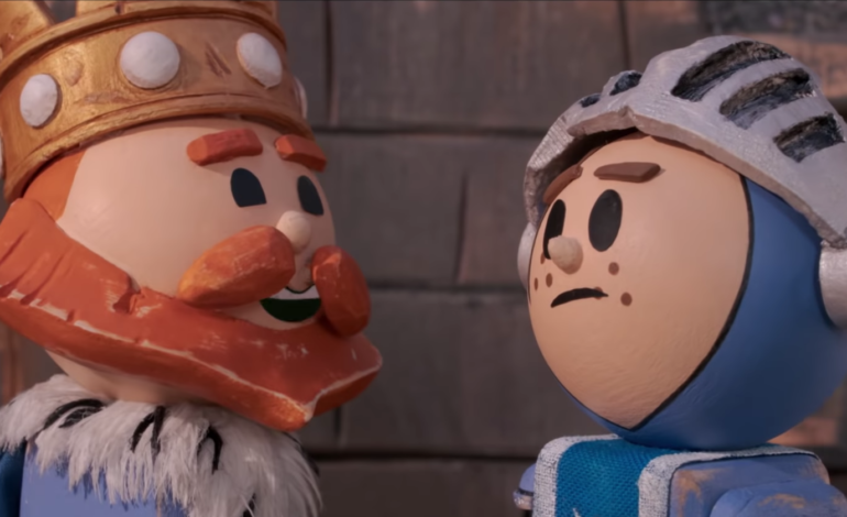 Seth Green Discusses Inspiration for New Adult Stop-Motion Comedy 'Crossing Swords'