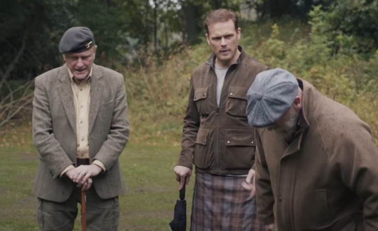 'Outlander' Travel Docu-Series Spinoff 'Men In Kilts: A Roadtrip with Sam and Graham' Comes to Starz