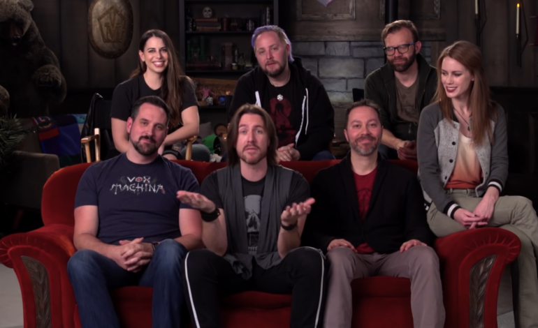 'Critical Role' Introduces New Measures to Film While Social Distancing