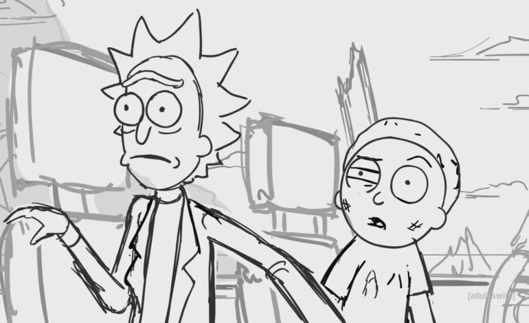 First Clip and Details From 'Rick And Morty' Season 5 Revealed at Adult Swim Con