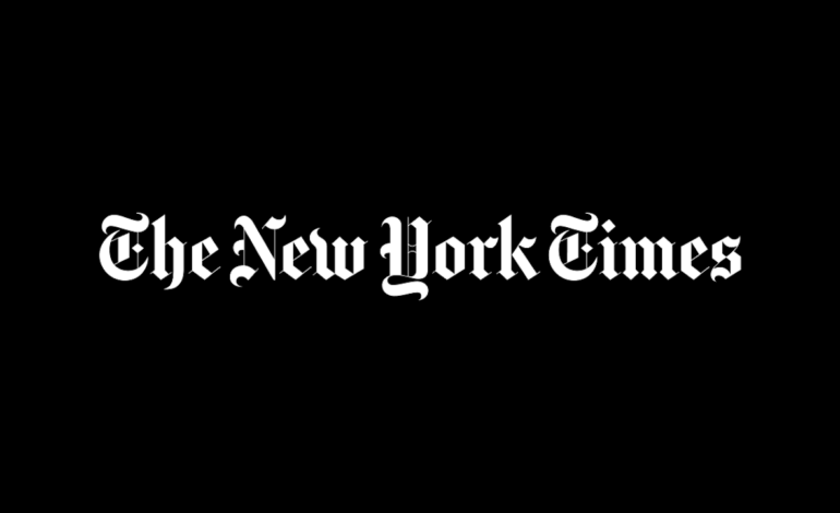 N.Y. Times Names New Executive Producer to Lead Its Hollywood Expansion