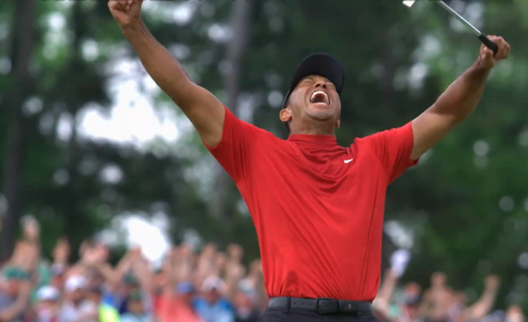 HBO's Tiger Woods Documentary Series Criticized Over Production Team's Lack of Diversity