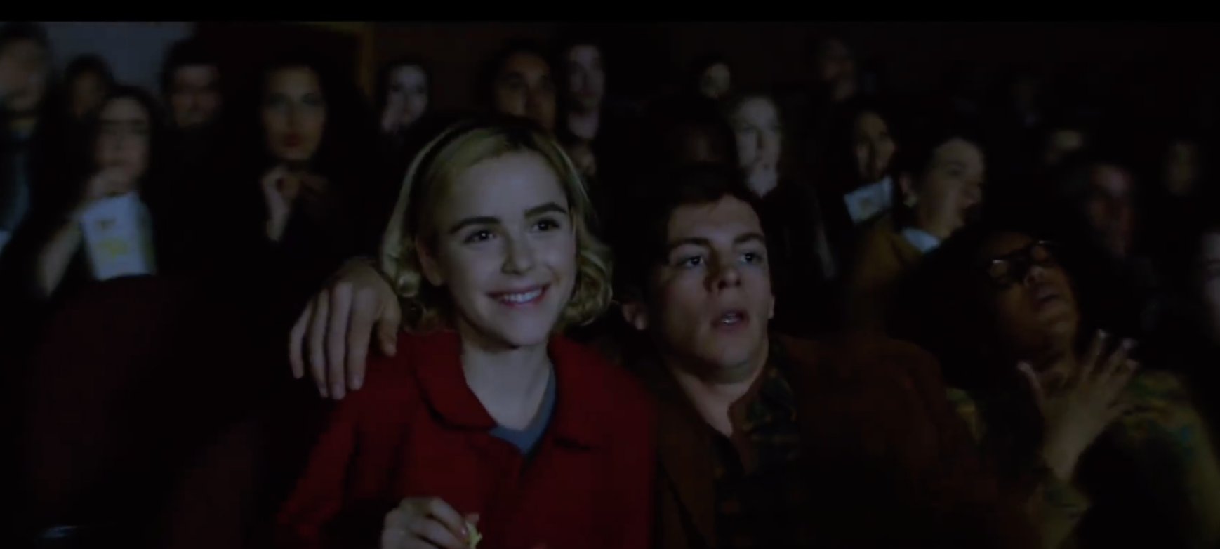 Netflix Show 'The Chilling Adventures Of Sabrina' Cancelled