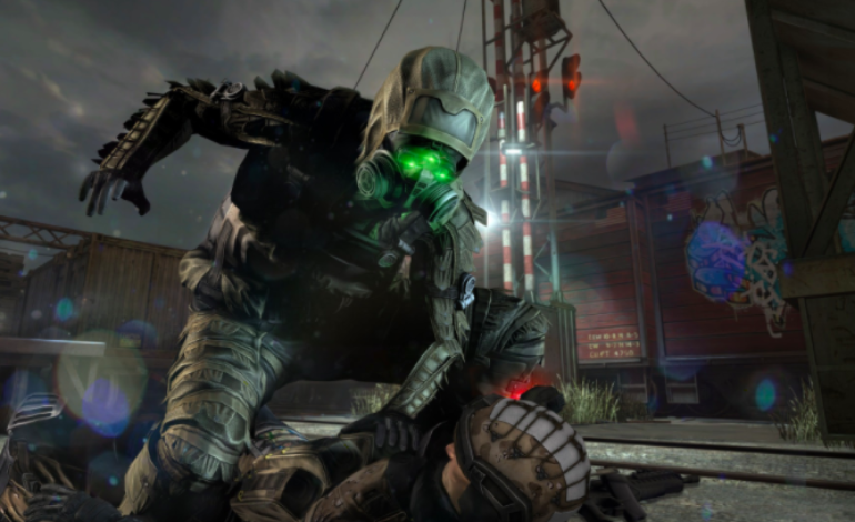 Netflix Announces The Adaptation of 'Splinter Cell' Into Animated Series