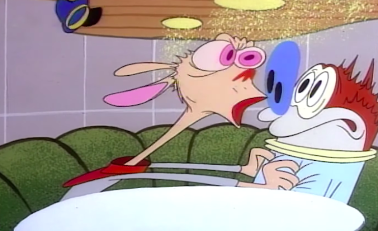 Comedy Central Announces the Development of a 'Ren & Stimpy' Reboot