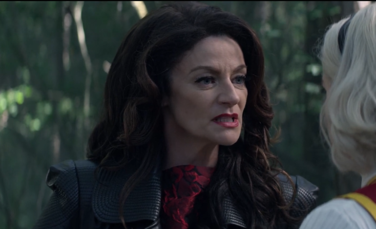 Michelle Gomez to Replace Sonoya Mizuno in HBO Max's 'The Flight Attendant'