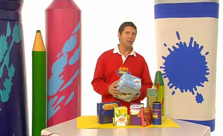'Art Attack' Host Neil Buchanan Denies Banksy Rumors