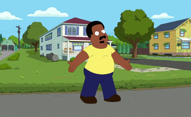Arif Zahir Will Replace Mike Henry as Voice of Cleveland Brown on 'Family Guy'