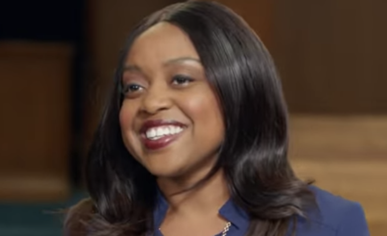 Quinta Brunson, Star of 'A Black Lady Sketch Show' to Write 'Harrity Elementary,' a Comedy Pilot for ABC, Will Film in the Next Few Months