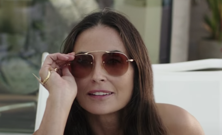 Amazon Secures Series Adaptation Rights To Demi Moore Podcast 'Dirty Diana'