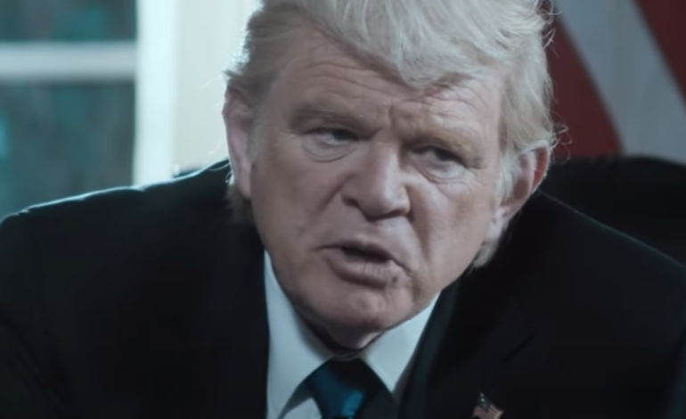 Donald Trump is Ready for his Close Up in a New Trailer for 'The Comey Rule'