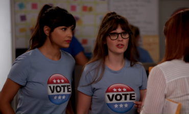 Fictional Councilwoman Fawn Moscato Gives Voting Tips to Fellow 'New Girl' Characters