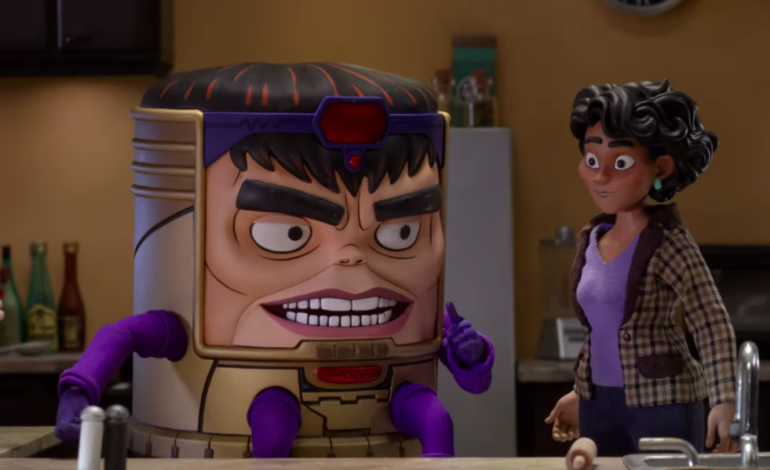 Hulu and Marvel's 'M.O.D.O.K.' Releases First Look at its Animation at New York Comic Con