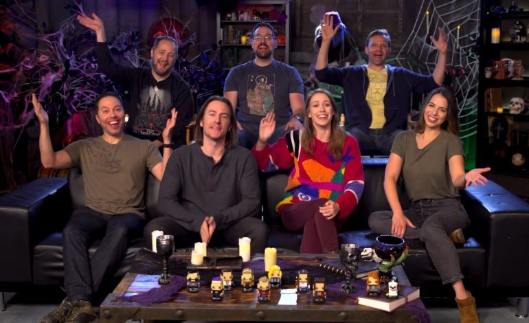 New 'Critical Role' Comics Will Bring the Mighty Nein's Backstories to Life