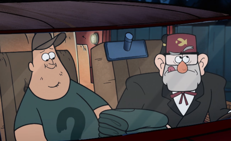 Alex Hirsch Reprises 'Gravity Falls' Characters for an Unexpected Cause