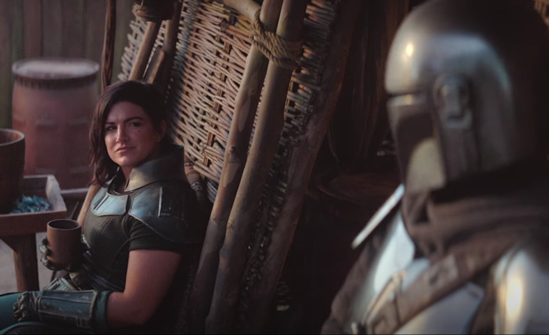 'The Mandalorian's' Gina Carano Under Fire for Controversial Tweets