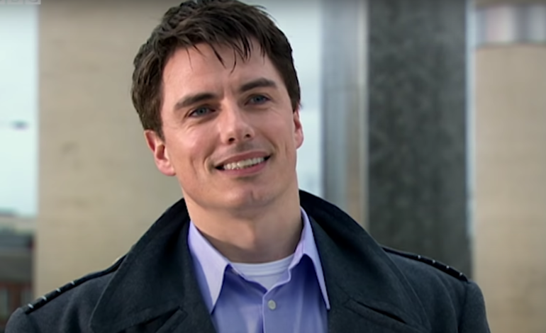 'Doctor Who' Christmas Special Sees John Barrowman Return as Captain Jack Harkness