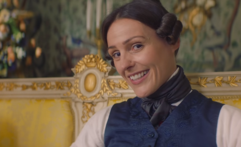 'Gentleman Jack's' Anne Lister Returns to Shibden Hall in New Behind-the-Scenes Photos
