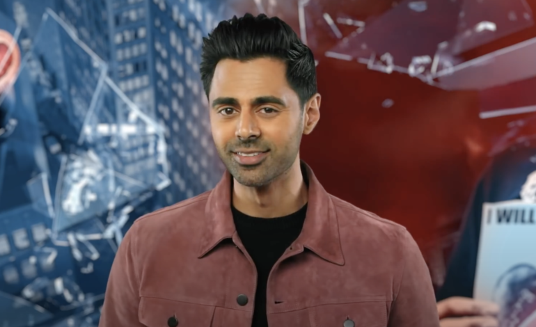 Hasan Minhaj Joins Cast Of Apple's 'The Morning Show' For Season 2