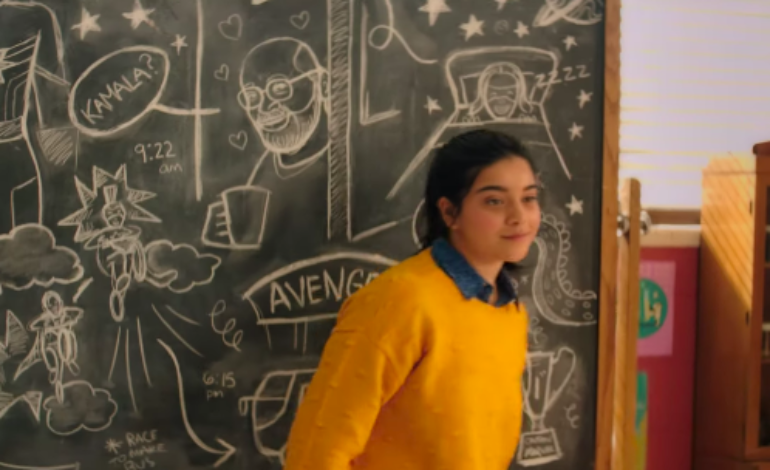 Disney+ and Marvel Give First Look for 'Ms. Marvel' Starring Iman Vellani