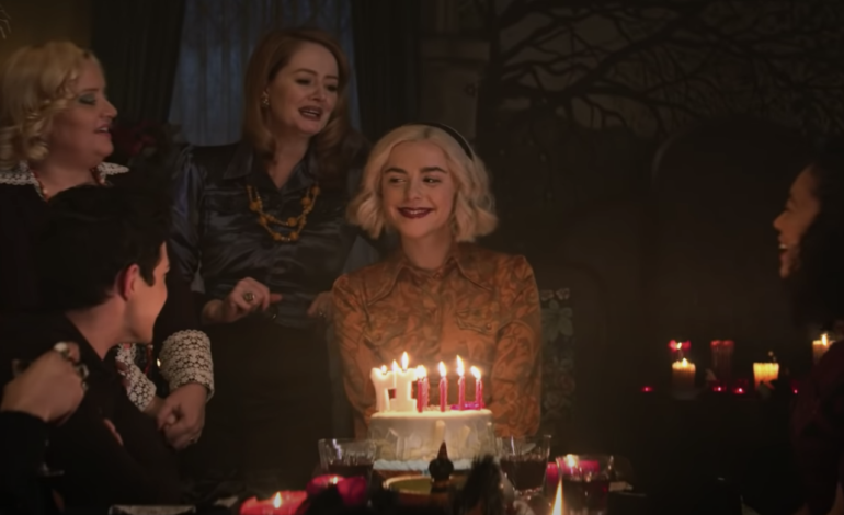 Cast Members of 'Chilling Adventures of Sabrina' Commemorate its Final Season