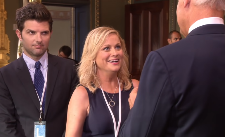 'Parks & Recreation' Character Leslie Knope Trended Alongside the Real Politicians on Inauguration Day