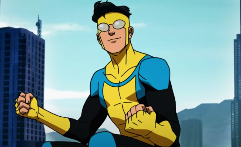 'Invincible' Animated Superhero Series from 'Walking Dead' Creator Robert Kirkman Sets March Release Date on Amazon Prime