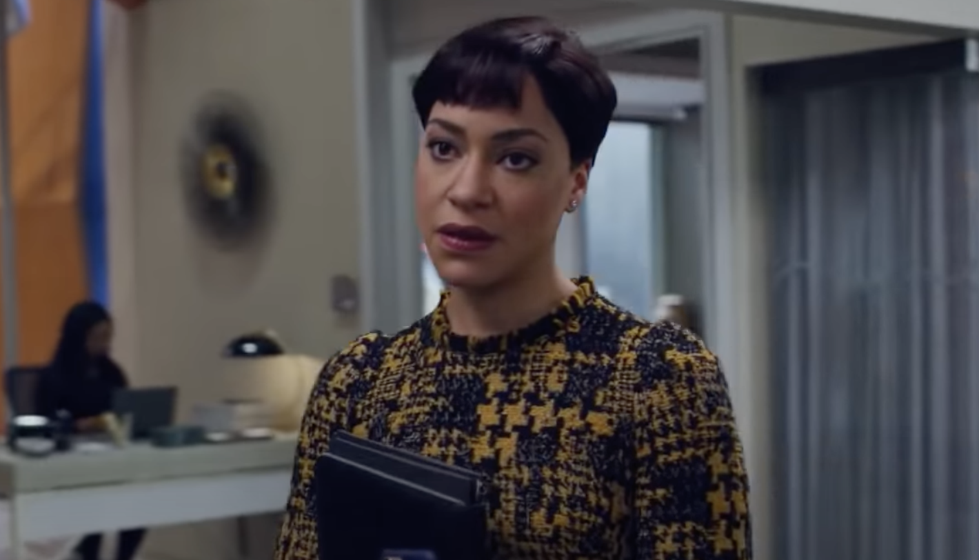 Cush Jumbo OBE as Lucca Quinn in CBS All Access The Good Fight