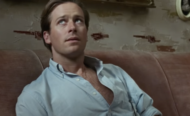 Armie Hammer Leaves Paramount+ Series 'The Offer' Detailing the Making of 'The Godfather'