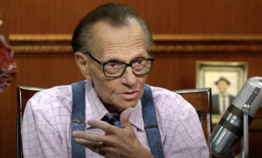 Larry King Diagnosed With COVID-19