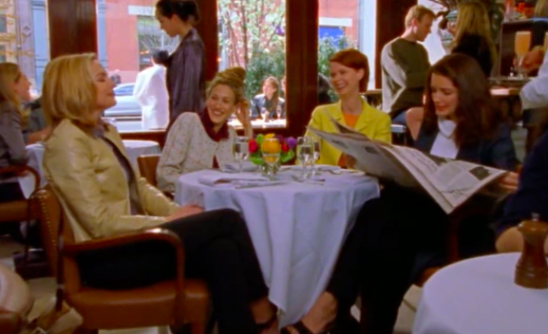 10-Episode 'Sex and the City' Revival, 'And Just Like That…' Coming to HBO Max