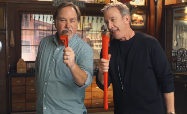 'Assembly Required' Reunites 'Home Improvement's' Tim Allen and Richard Karn for a Real-Life Tool Time
