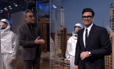 Dan Levy Showered with Love and Support for his 'Saturday Night Live' Hosting Debut