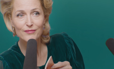 'The First Lady' Finds Its Eleanor Roosevelt in Gillian Anderson