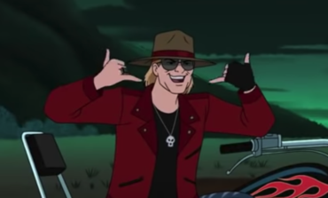 Guns N' Roses Frontman Axl Rose Joins the Mystery Gang on New 'Scooby-Doo and Guess Who?'