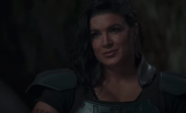 Gina Carano Fired From 'The Mandalorian' Due to Controversial Social Media Post