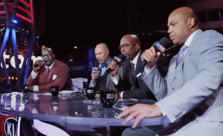 A Four-Part 'Inside the NBA' Docuseries is Travelling to TNT in March
