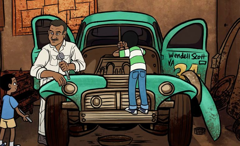 'Hair Love's Lion Forge To Develop New Series And More Based On NASCAR's First Black Racer, Wendell Scott