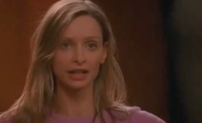 Calista Flockhart Set to Return for 'Ally McBeal' Revival