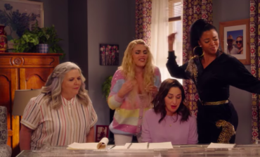 Peacock Drops Trailer and Premiere Date for Tina Fey and Meredith Scardino Comedy 'Girls5Eva'