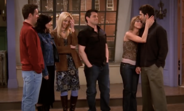 HBO Max's Highly Anticipated 'Friends' Reunion Special Wraps Shooting