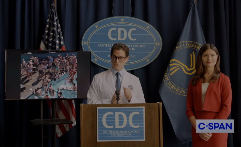 A Zombified Strain of COVID-19 Explored in the Trailer for Spectrum's 'The Bite'