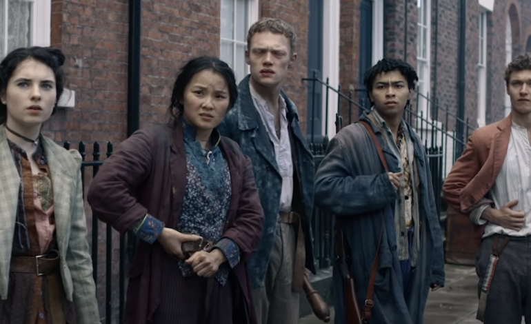 Netflix Cancels Sherlock Holmes Inspired Series 'The Irregulars'