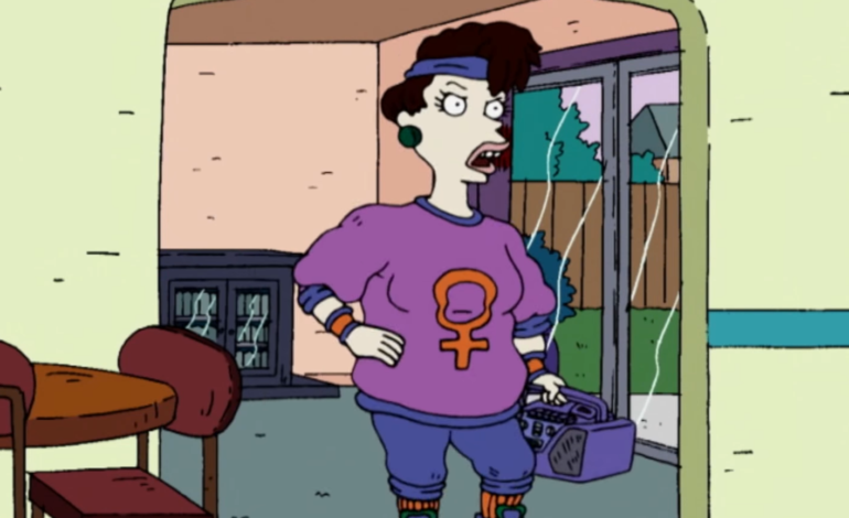 The 'Rugrats' Reboot Features Betty DeVille as a Gay Single Mother