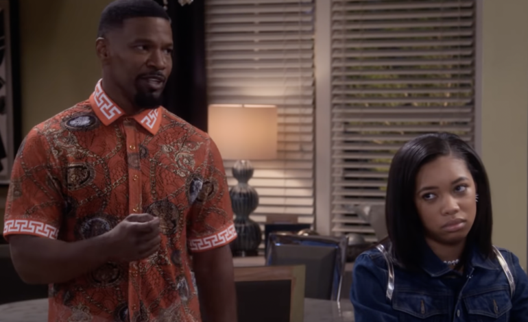 Netflix Cancels Jamie Foxx's 'Dad Stop Embarrassing Me!' After One Season