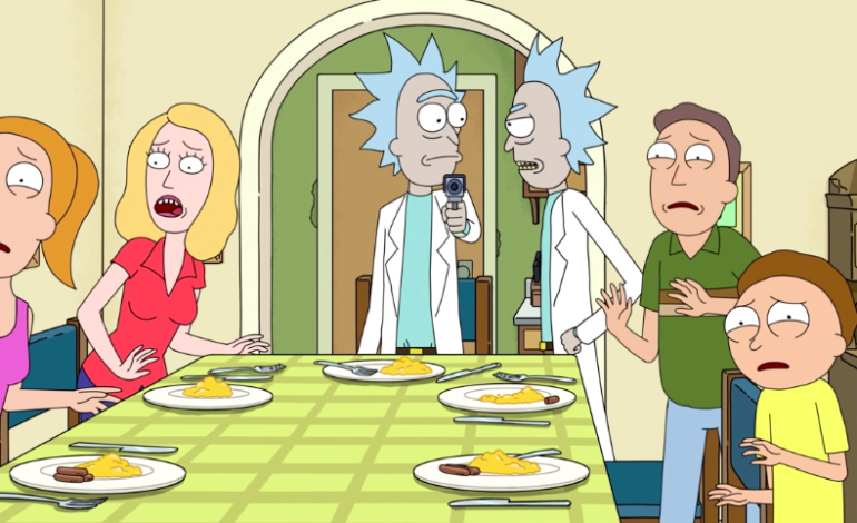 """Review of 'Rick and Morty' Season Five Episode 2 """"Mortyplicity"""""""