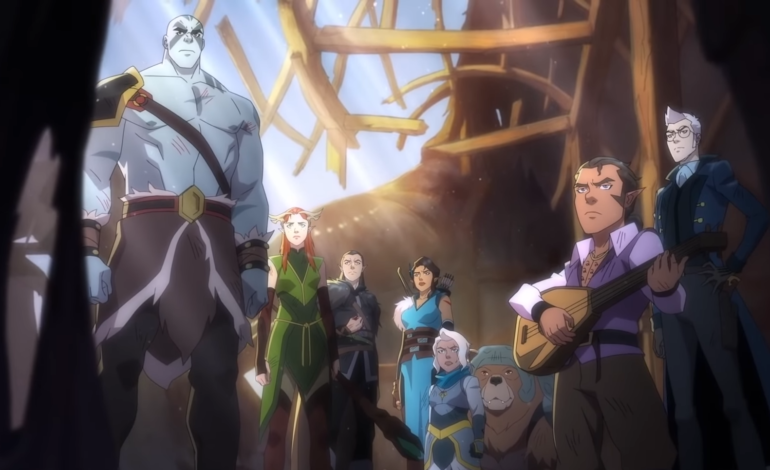 'Critical Role' Unveils Collaboration with Phil Bourassa and Final Character Designs for Amazon Series 'The Legend of Vox Machina'